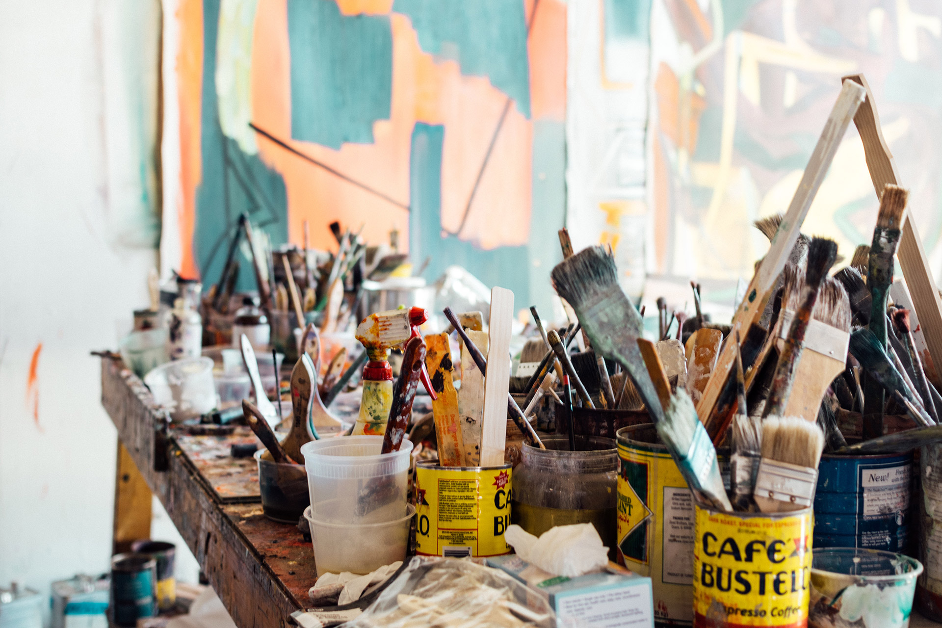Vermont Studio Center Residency